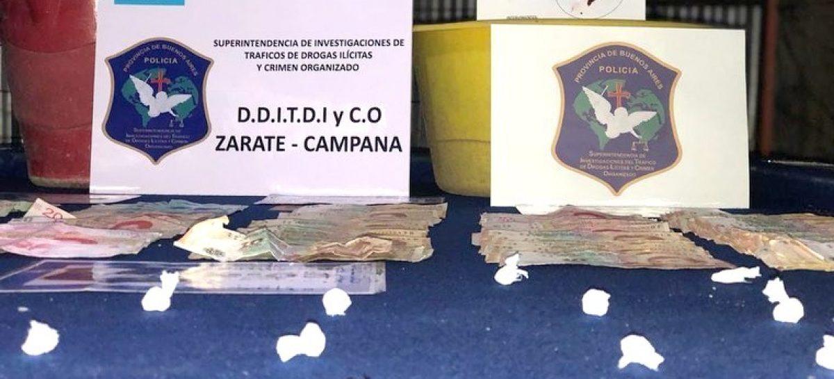 Desbaratan una banda dedicada al narcomenudeo y secuestran una importante  cantidad de droga en el barrio Parque Florido de Belén de Escobar