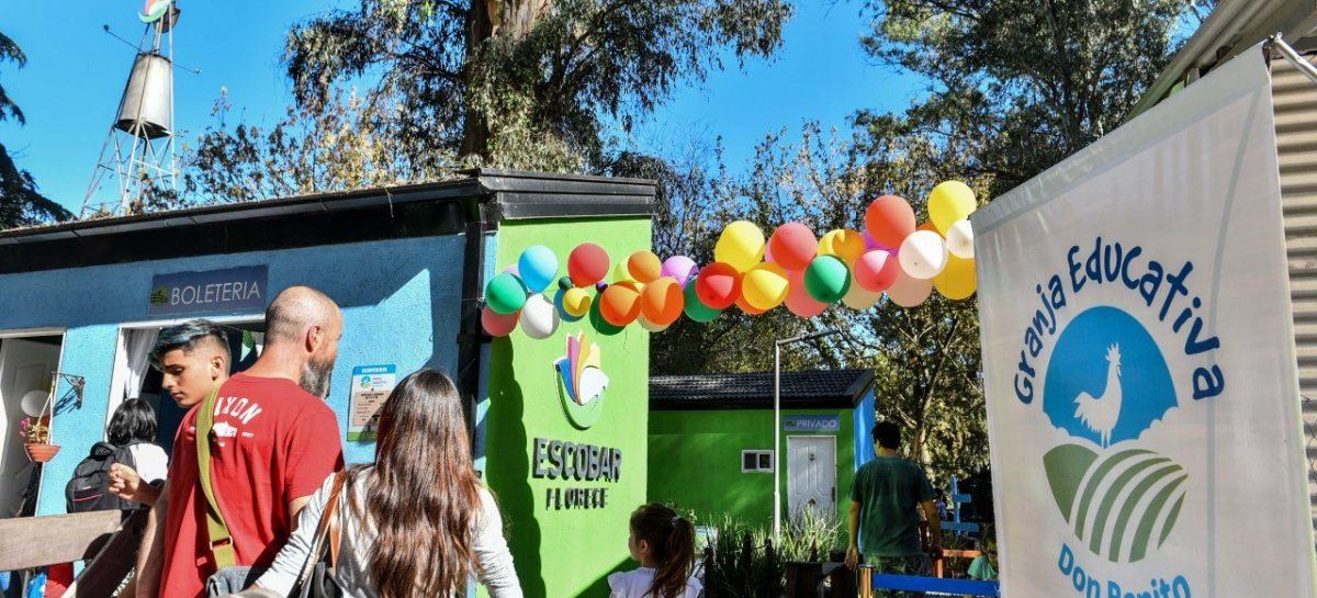 La Granja Educativa Don Benito recibió a más de 20.000 visitantes en el primer mes del año