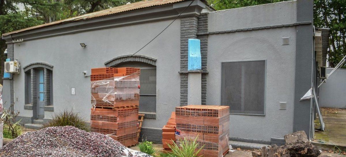 La ampliación de obras en los jardines municipales del distrito permitirá duplicar la cantidad de vacantes