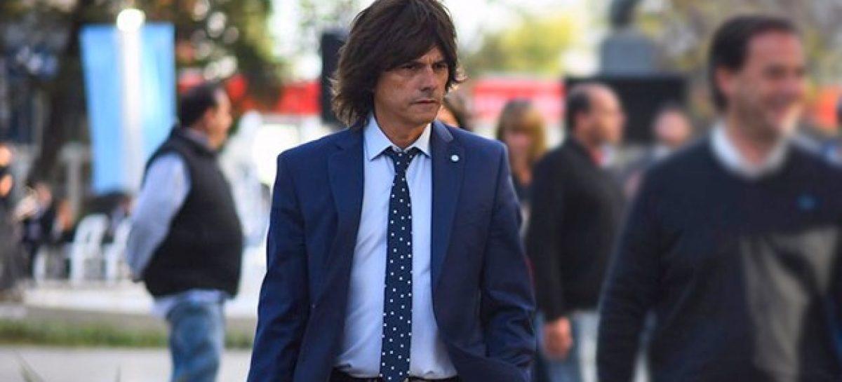 Sujarchuk le pidió la renuncia a un integrante de su gabinete