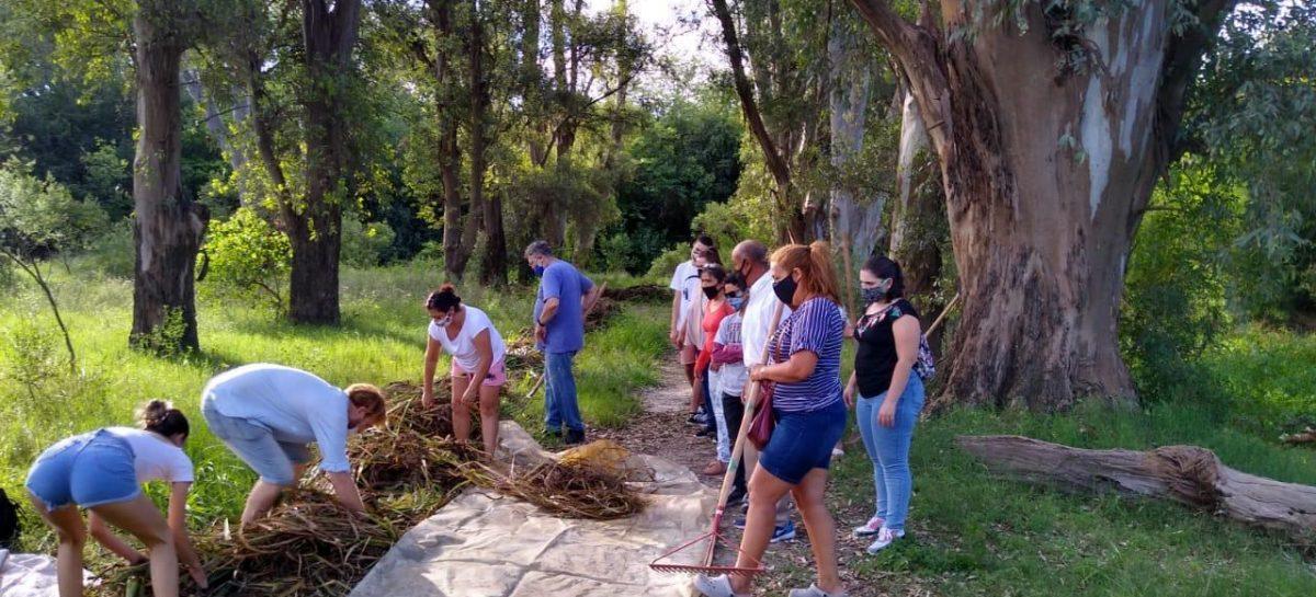 El Municipio convoca a voluntarios y voluntarias para cuidar la Reserva Natural Educativa de Ingeniero Maschwitz