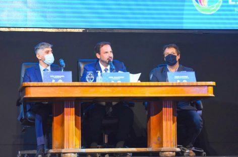 Apertura de sesiones ordinarias 2021: Ariel Sujarchuk dispone 300 millones de pesos para el área de seguridad y envía 21 proyectos de ordenanza al HCD de Escobar
