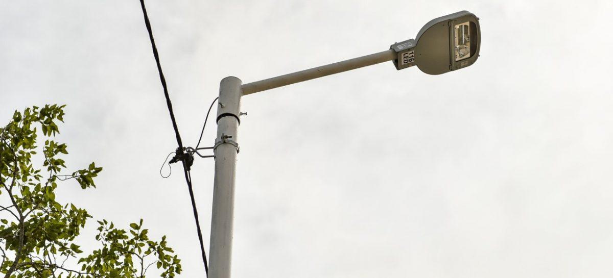 La Municipalidad de Escobar reparó 282 puntos de luz durante la última semana