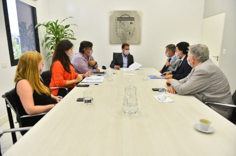 La Municipalidad de Escobar y la UNSAM firmaron un convenio para el dictado de cuatro nuevas diplomaturas en el PES de Ing. Maschwitz