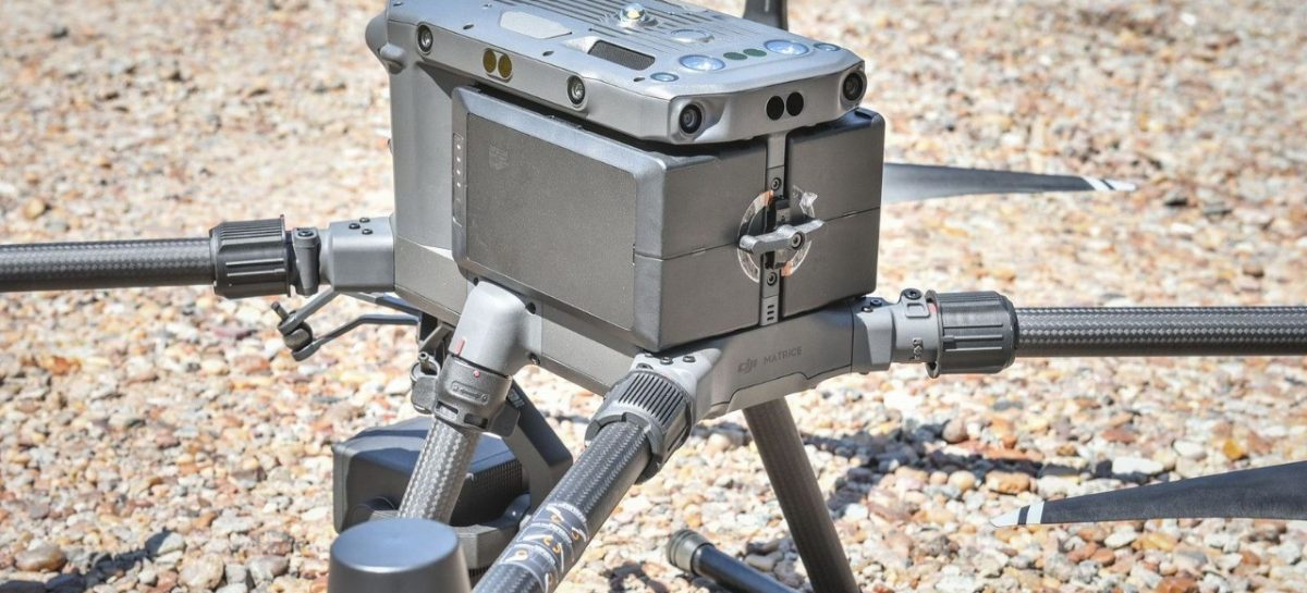 La Municipalidad de Escobar adquirió un drone de última tecnología, con máxima autonomía de vuelo y fidelidad de imágenes