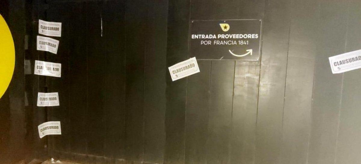 La Municipalidad de Escobar clausuró una fiesta clandestina con más de 400 personas en Garín