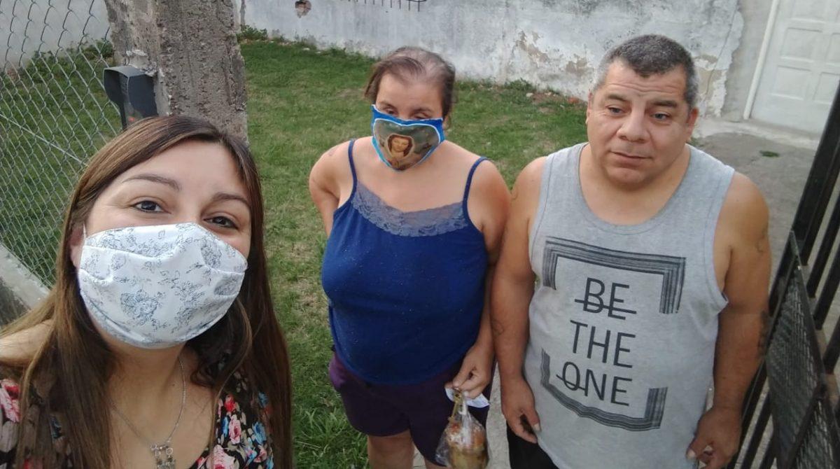 Edil de Juntos Por El Cambio propone que las personas ciegas sean consideradas grupo de riesgo