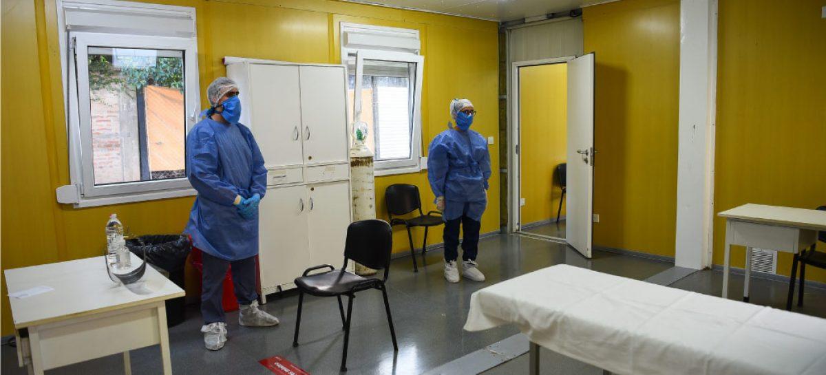 El Hospital Erill recibió un subsidio de 3 millones de pesos para la incorporación de 12 camas de internación Covid-19 y otras obras