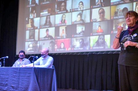 Con récord de inscriptos comenzó el curso municipal de lengua de señas argentinas 2021