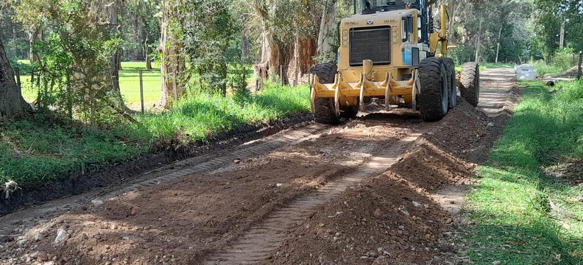 La Municipalidad de Escobar continúa con las obras hidráulicas y de mejora del espacio público en todo el distrito
