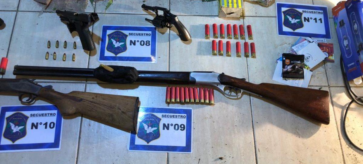 "Desbaratan la banda narco criminal del ""Gordo Eze"" en el barrio Villa Alegre de Belén de Escobar"