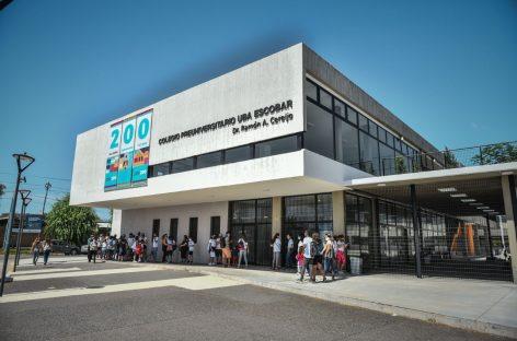 Últimas semanas para anotarse en el curso de ingreso del Colegio Ramón A. Cereijo