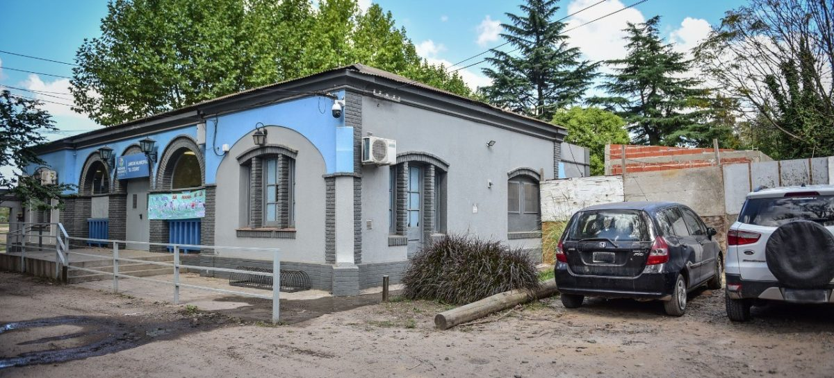 En el Jardín Municipal de Ingeniero Maschwitz avanzan las obras de ampliación que permitirán generar 150 nuevas vacantes