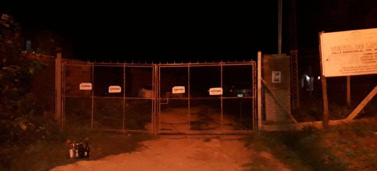 El municipio clausuró cinco fiestas clandestinas y desalojó a más de 600 concurrentes