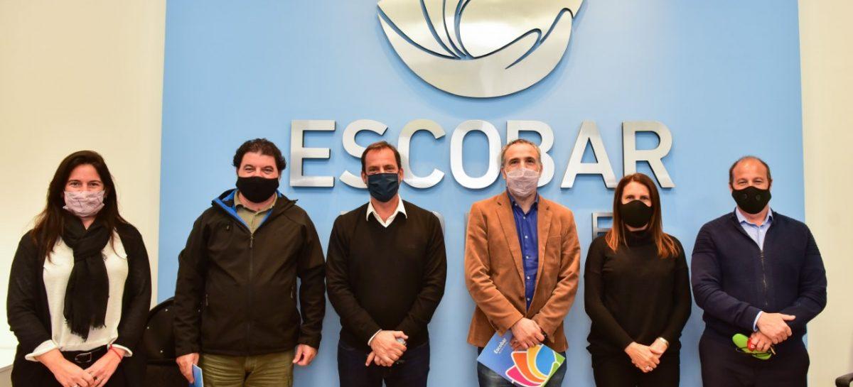 """La Municipalidad de Escobar firmó un convenio para promover acciones en el marco del programa provincial """"Más Trabajo, Menos Reincidencia"""""""