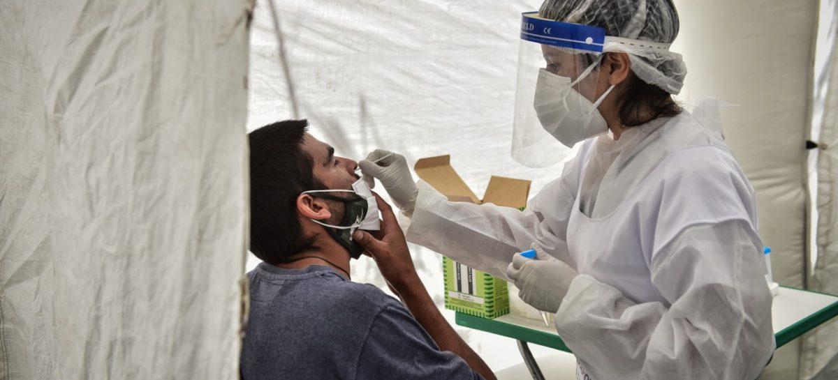 Covid 19: en articulación con la Municipalidad y el Club Independiente de Escobar, el Hospital Provincial Erill traslada su centro de hisopado ambulatorio