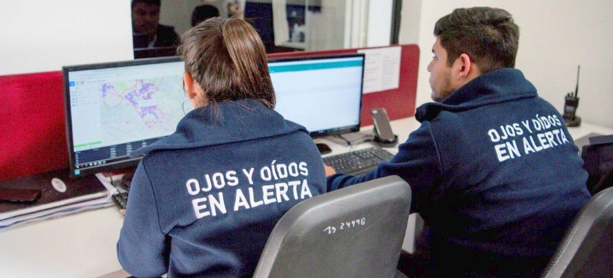 A dos años de su lanzamiento, el programa municipal Ojos y Oídos en Alerta llegó a los 20 mil vecinos adheridos