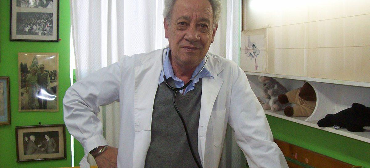 Falleció el reconocido pediatra Dr. Carlos Guevara