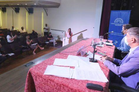 El HCD de Escobar realizará la Segunda Sesión Especial y la Cuarta Sesión Ordinaria del 2021 en el Teatro Seminari