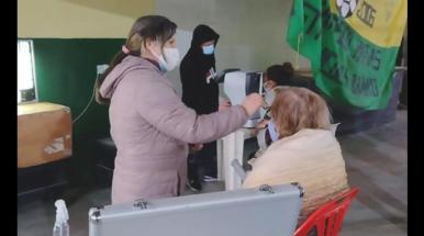 """Yesica Avejera: """"acercar la salud a los barrios hoy es fundamental"""""""