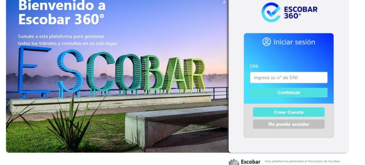 El Municipio lanzó una nueva plataforma para que los vecinos y vecinas puedan realizar trámites y acceder a servicios de manera virtual