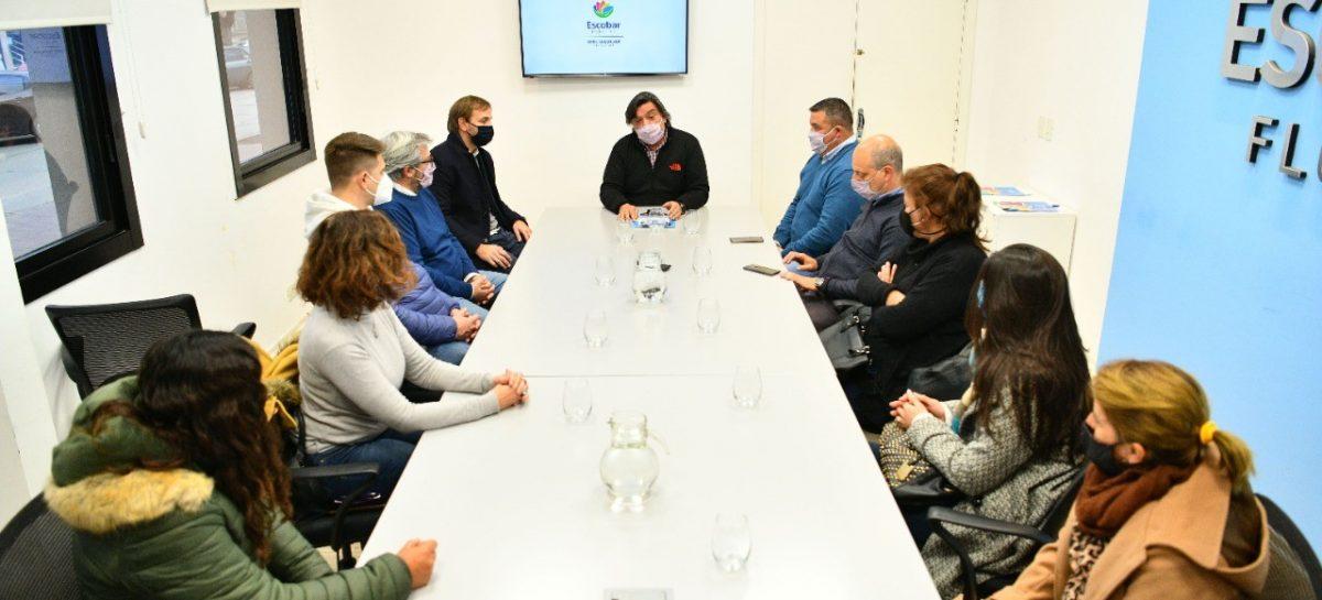 Se firmó un convenio para finalizar la construcción de la Secundaria 11 Carlos Fuentealba