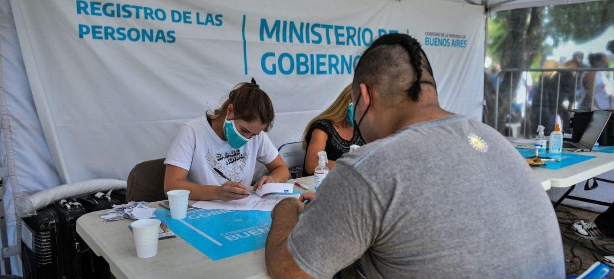 Derecho a la identidad: junto al RENAPER y Migraciones, el municipio desplegará operativos en todo el distrito