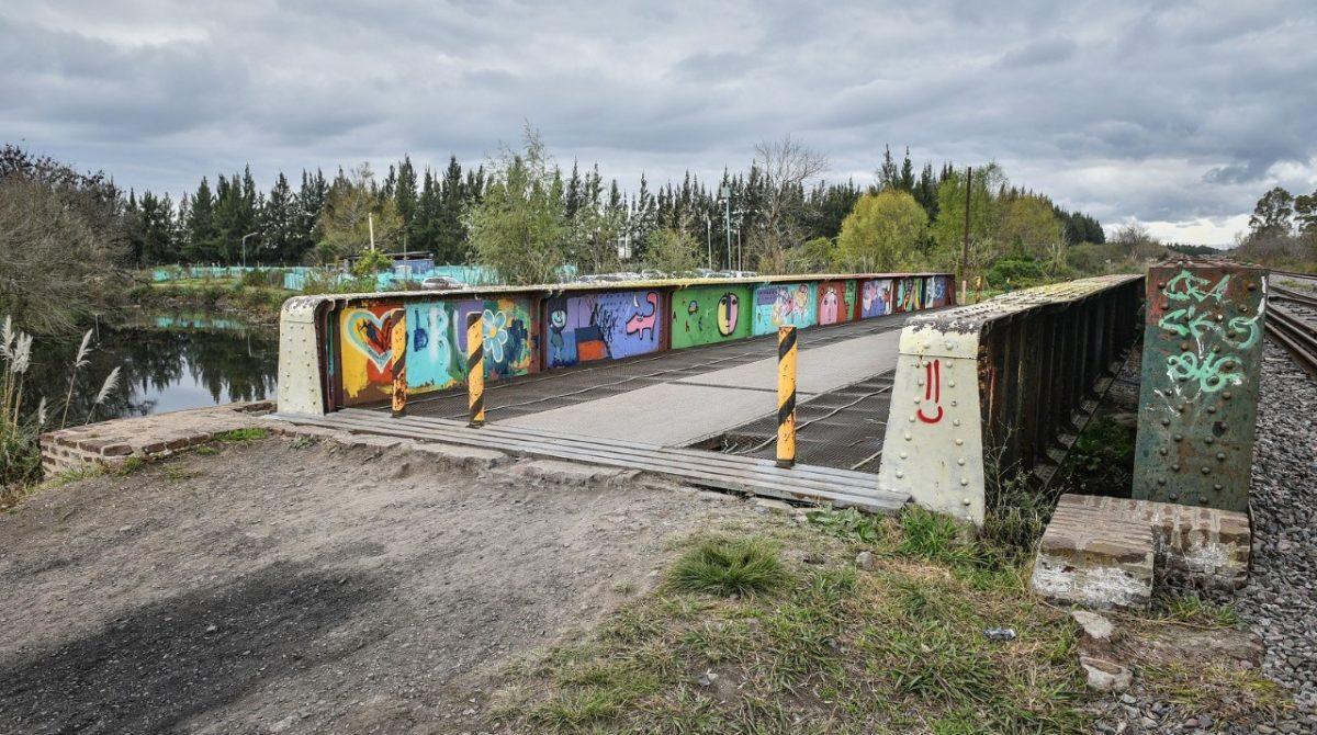 La Municipalidad de Escobar construirá un puente sobre el arroyo Garín y pavimentará la calle Independencia en Ingeniero Maschwitz