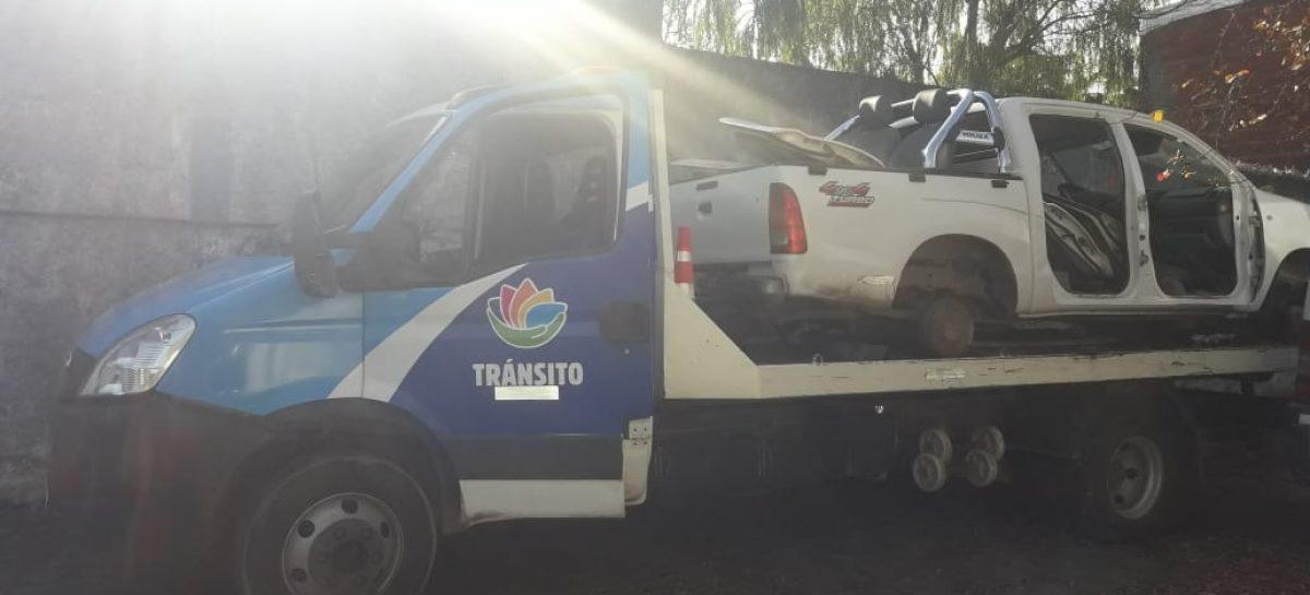 Quedó desbaratada una banda que se dedicaba al robo de camionetas 4×4