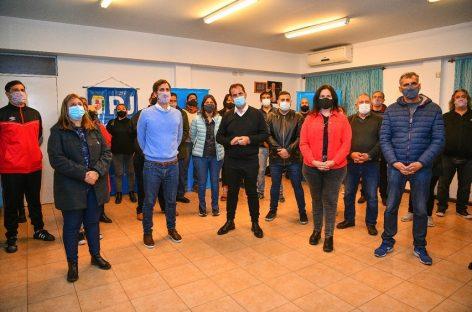Sujarchuk oficializó las listas del Frente de Todos de Escobar para las próximas elecciones legislativas