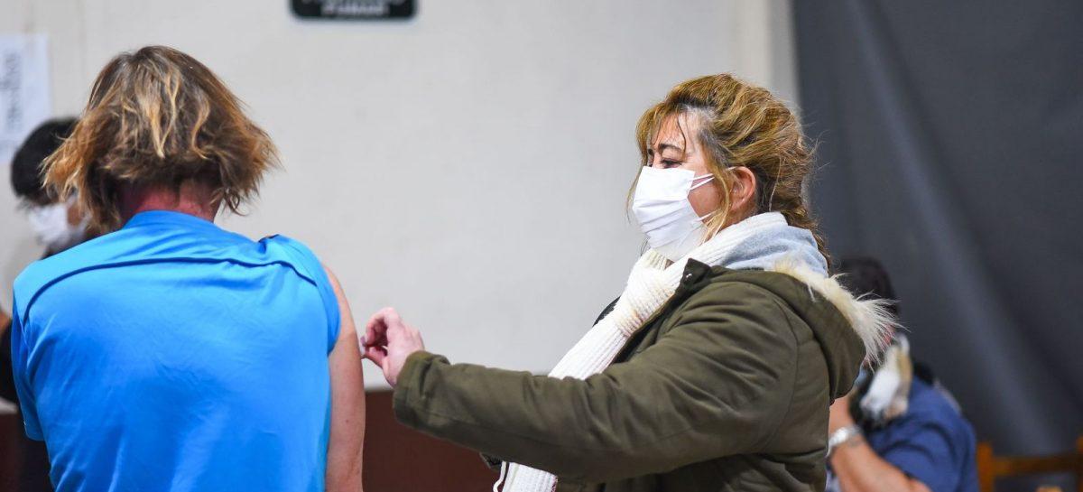 El plan de vacunación contra el Covid-19 superó las 101.000 dosis aplicadas en el partido de Escobar