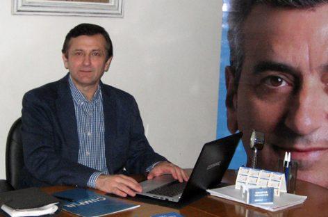 Elecciones 2021: Ricardo Choffi emerge nuevamente como el candidato de Randazzo en Escobar