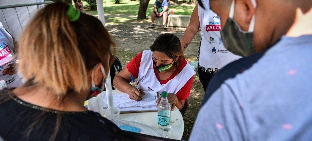 Se llevan a cabo operativos sanitarios en Belén de Escobar, Garín, Maquinista Savio e Ingeniero Maschwitz