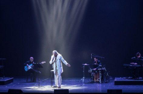 """Flamenco en el Teatro Seminari: llega el show """"Por ese Palpitar"""" con la voz de Baldomero Cádiz"""