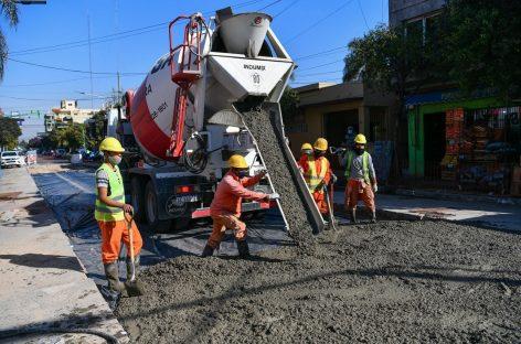 Siguen en ejecución importantes obras de infraestructura en Belén de Escobar e Ingeniero Maschwitz