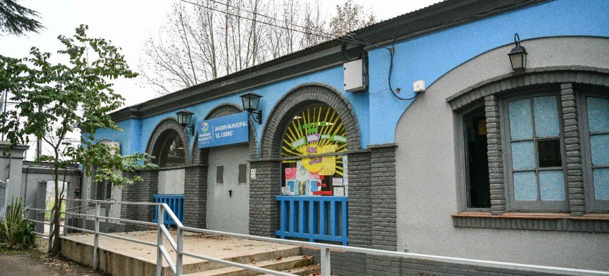 Siguen las obras de ampliación y mejora en los distintos centros educativos del distrito
