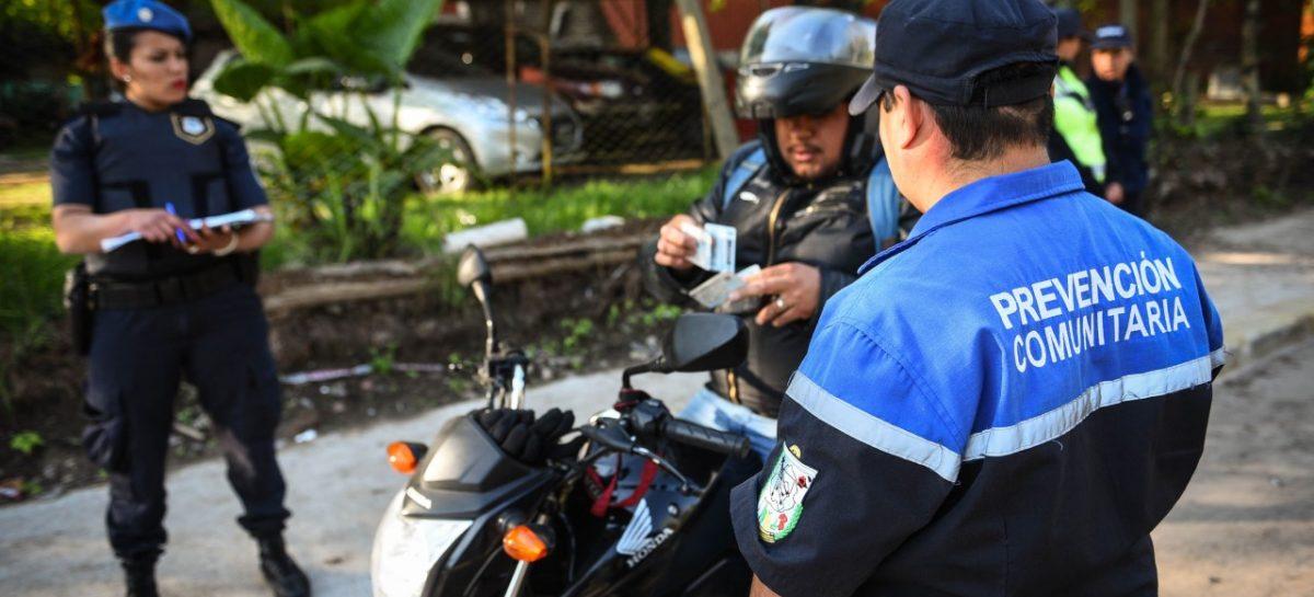 Seguridad: en el primer semestre del año disminuyeron 6,5% los robos en el partido de Escobar
