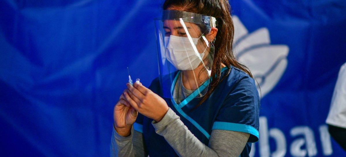Covid-19: continúa el plan de vacunación y disminuyen en un 67% los casos positivos en el partido de Escobar