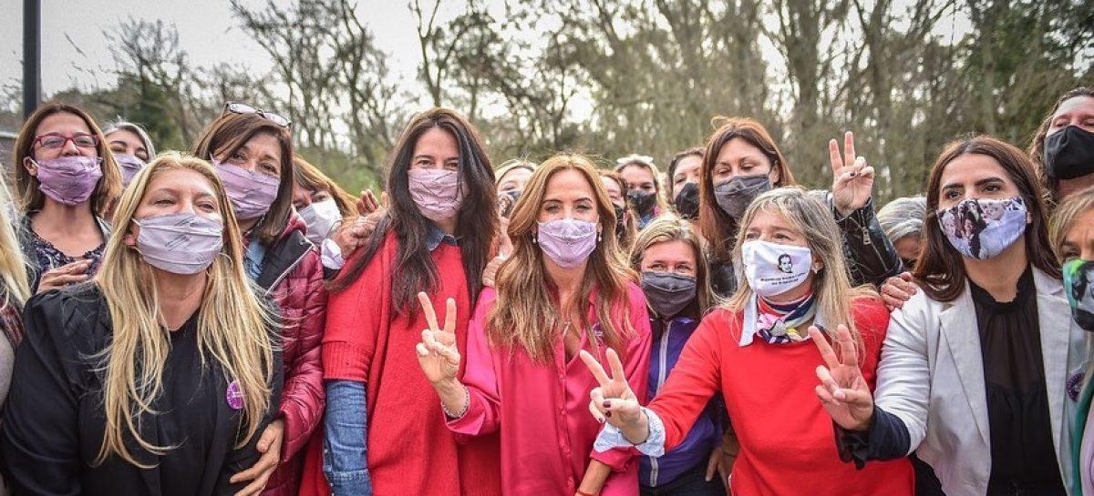 Concejalas y candidatas del Frente de Todos Escobar participaron de un encuentro con Victoria Tolosa Paz en la Quinta de San Vicente