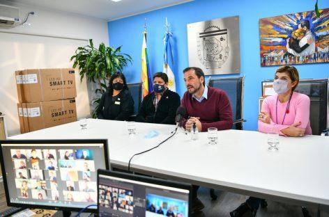 Lanzamiento de una nueva edición del curso de Lengua de Señas Argentinas: más de 3.000 personas inscriptas