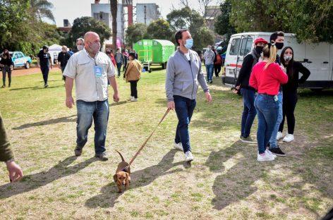 Escomascoteros: Se realizó el festival de concientización sobre adopción y tenencia responsable de mascotas