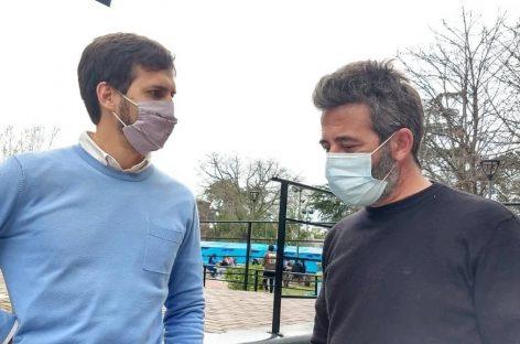 """Andrés Mucilli: """"El Escobar que soñamos se hará realidad con más participación, inclusión, igualdad y justicia social"""""""
