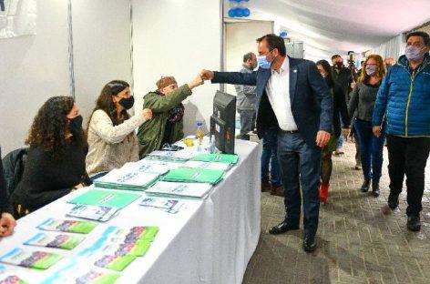 Semana de la Educación: quedó inaugurada la 6° edición de la Feria del Libro y la Feria Universitaria