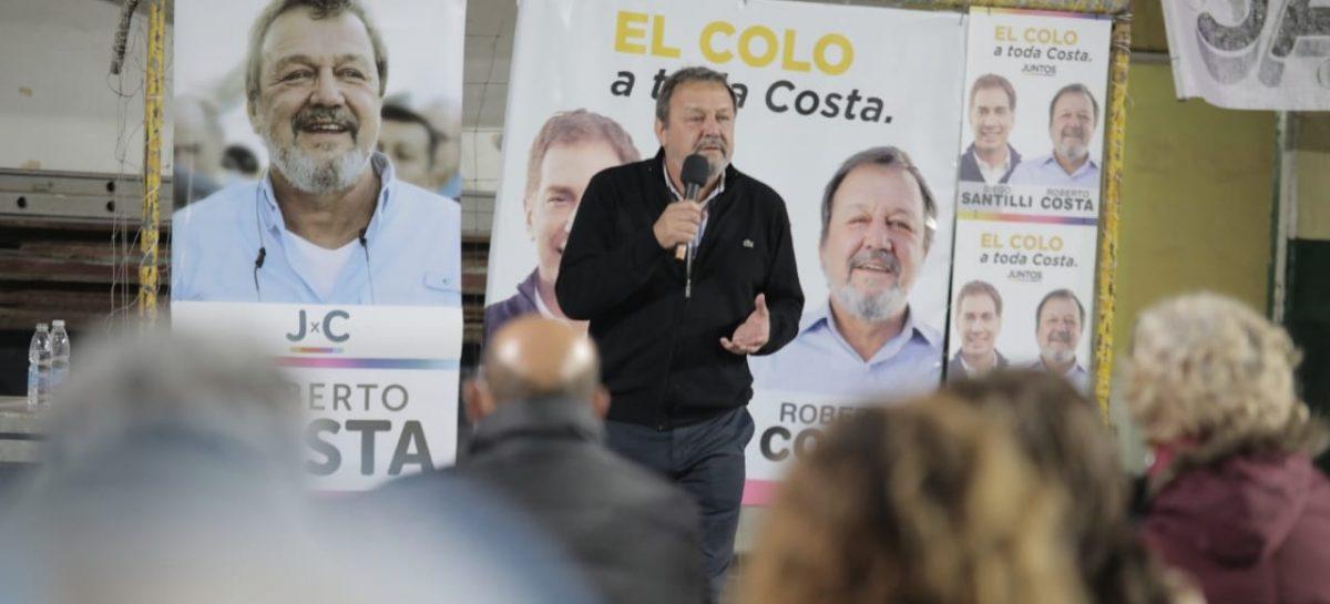 Cierre de campaña de JUNTOS: multitudinaria caravana en Escobar
