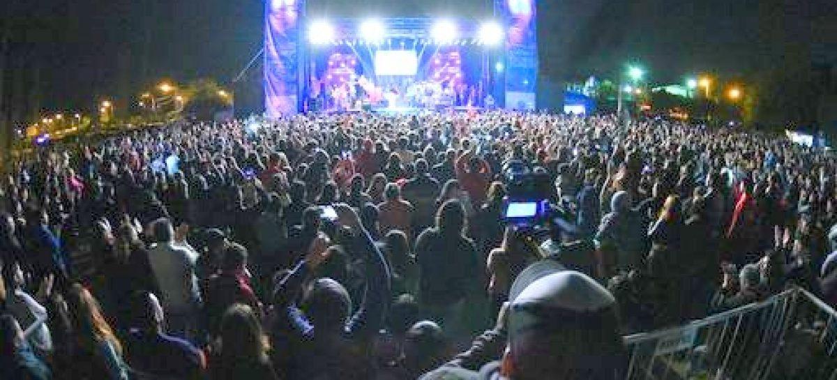 Fiesta Nacional de la Flor: con el aumento del aforo se suman más localidades para los espectáculos en vivo