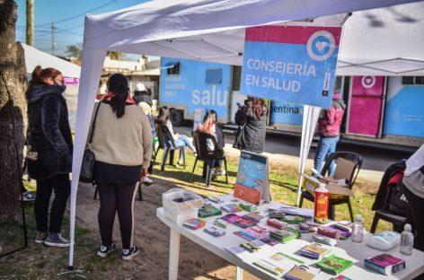La Municipalidad de Escobar realiza operativos de salud sexual y reproductiva en los barrios