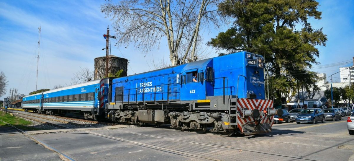 Transporte público: se amplió la frecuencia de los trenes que llegan a las estaciones Escobar e Ingeniero Maschwitz