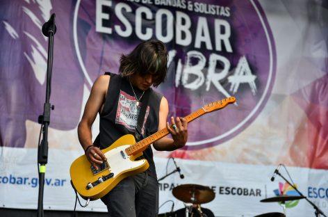 Escobar Vibra 2021: la Municipalidad lanza la cuarta edición del popular concurso de bandas y solistas locales