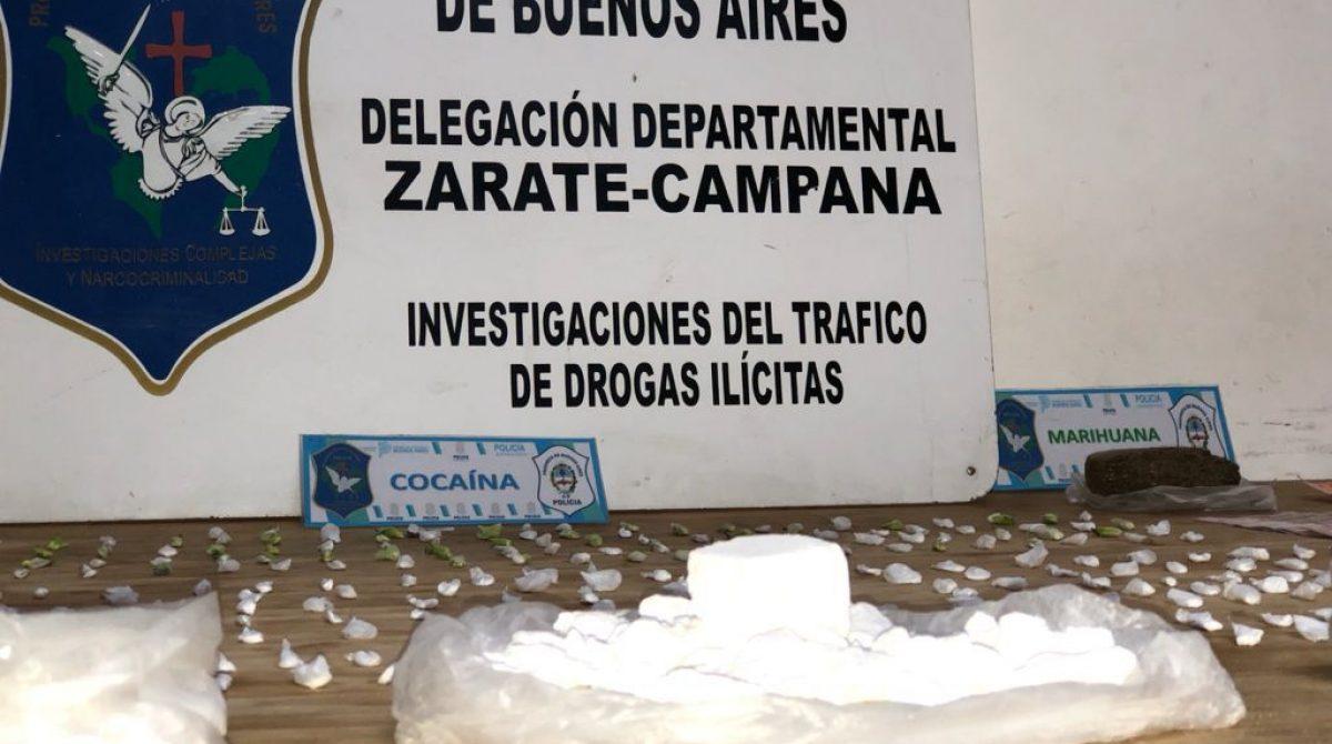 Con procedimientos exitosos, Escobar se ubica entre los distritos más eficientes en la lucha contra el narcotráfico