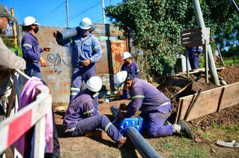 Se anunció la fecha de licitación para las nuevas obras cloacales en el barrio La Chechela que beneficiarán a más de 8 mil personas